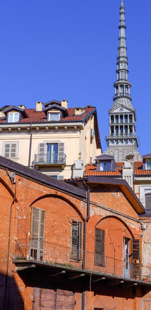 Itinerari a Torino