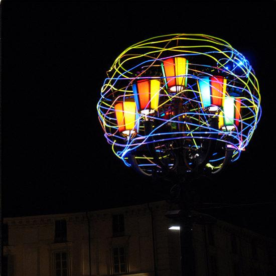 Tour Torino Luci d'artista