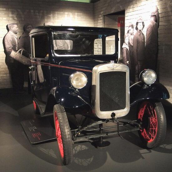 Museo Nazionale Automobile