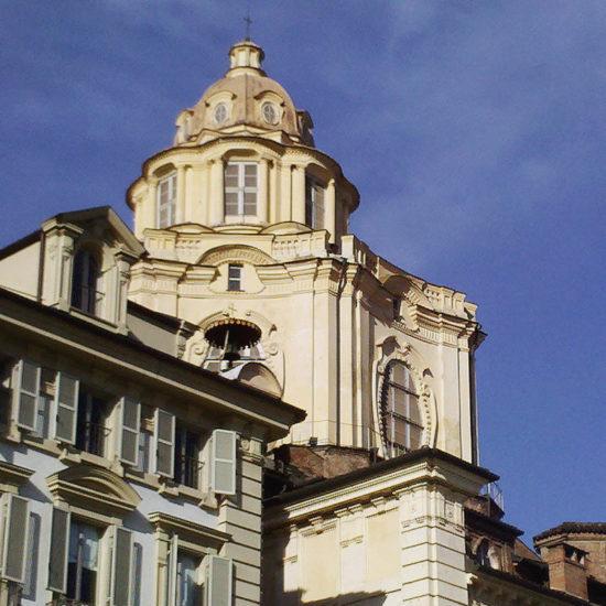 Tour Torino barocca