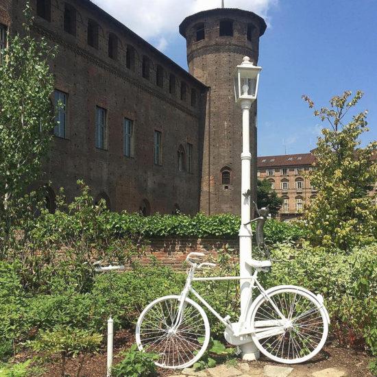 Tour Torino in bicicletta