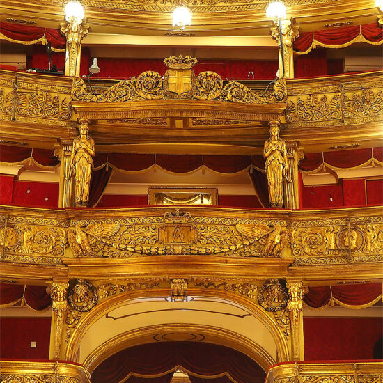 Tour Torino musicale