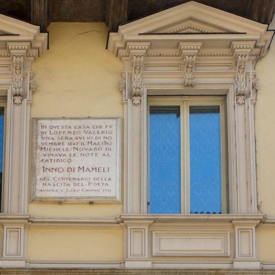 Tour Torino musicale letteraria