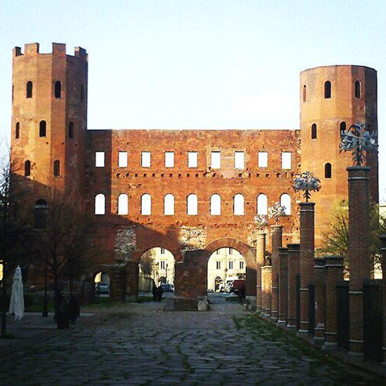 Tour Torino romana