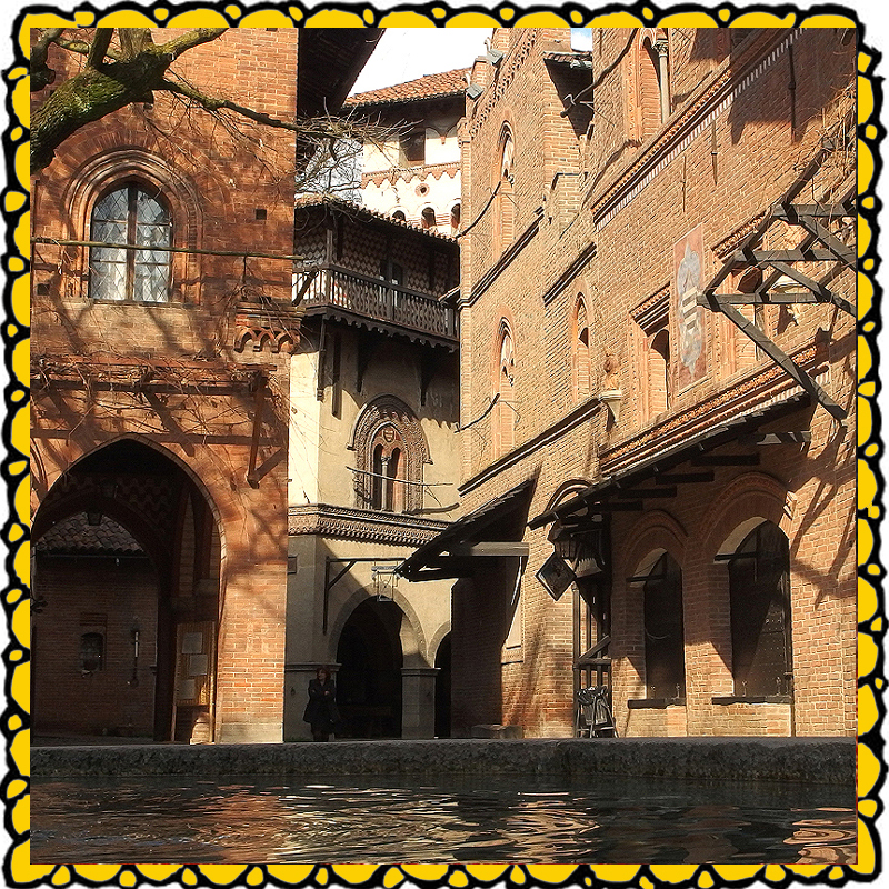 Attività didattica scuole Borgo Medievale