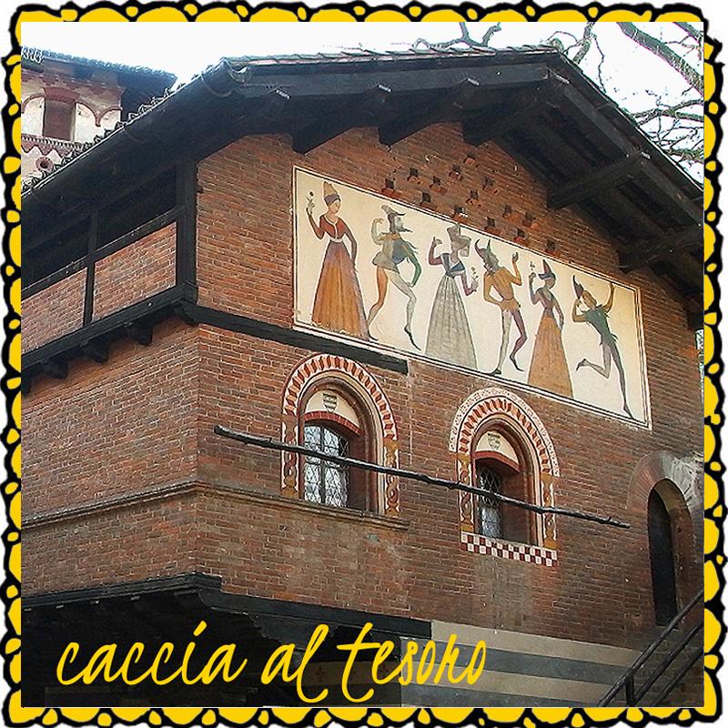 Caccia al tesoro Borgo Medievale
