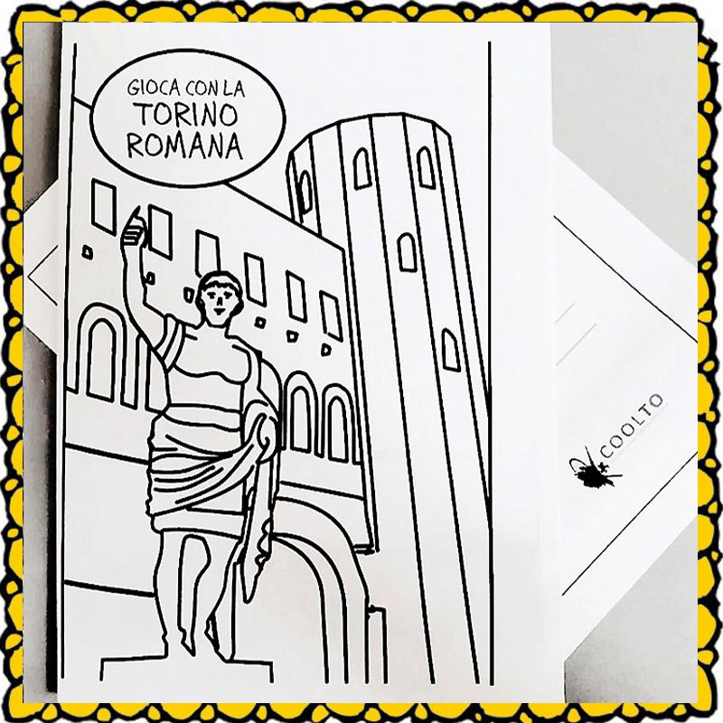 Gioca con Torino romana