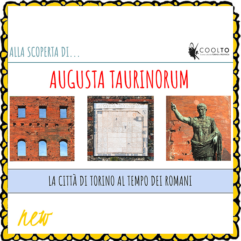 Visita virtuale Torino romana