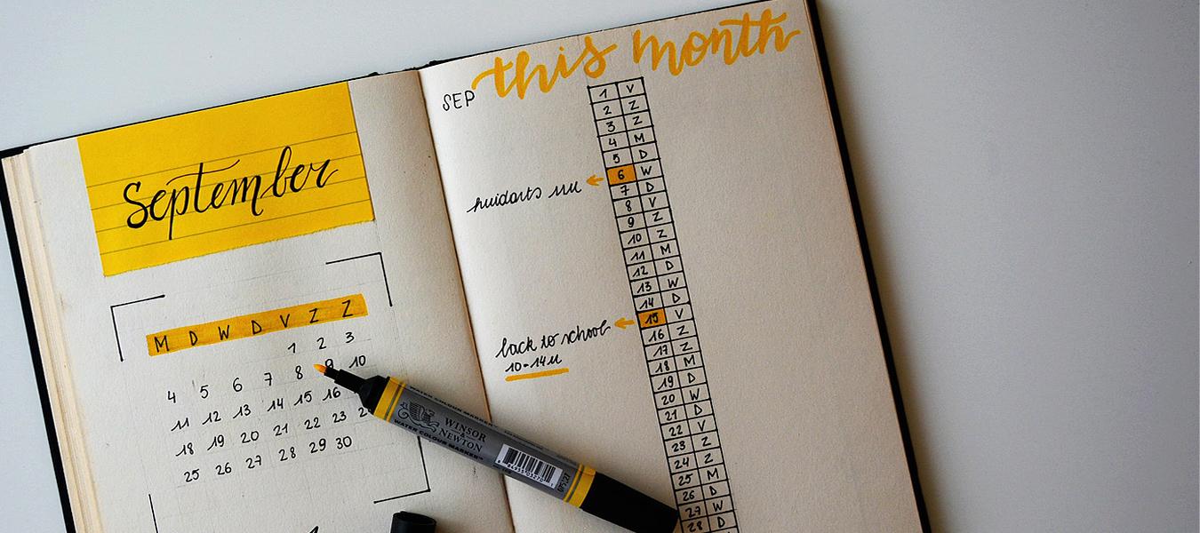 Appuntamenti del mese