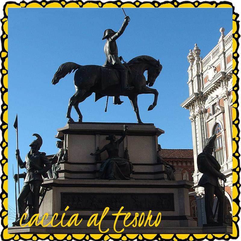 Caccia al tesoro Torino risorgimentale