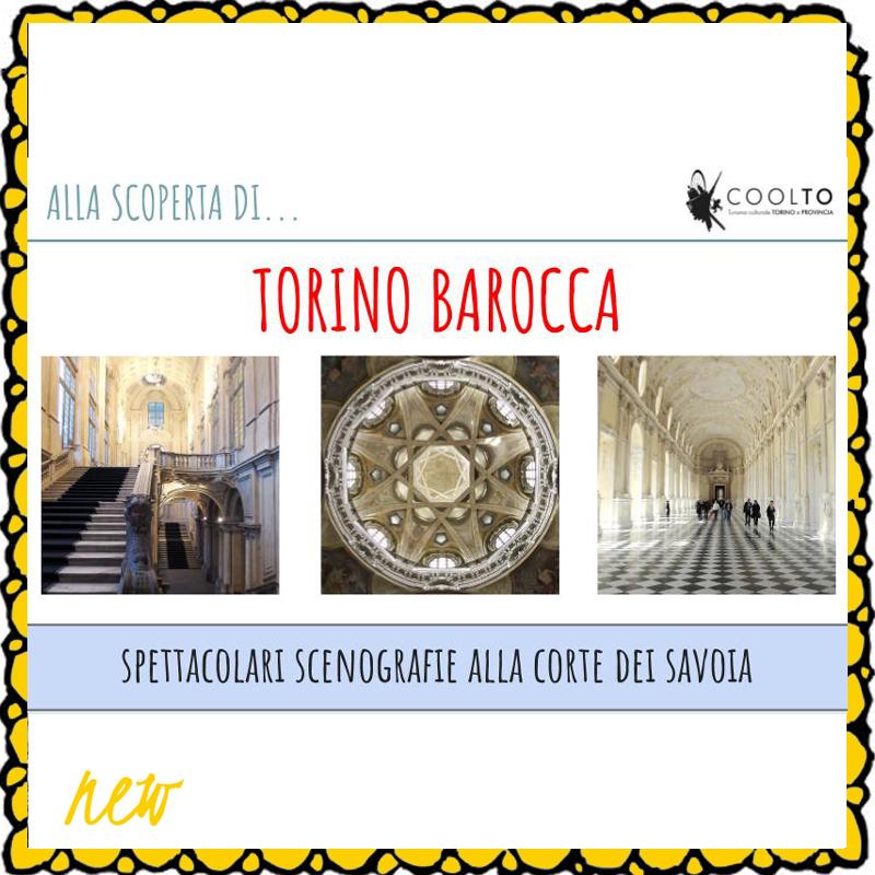 Visita virtuale Torino barocca